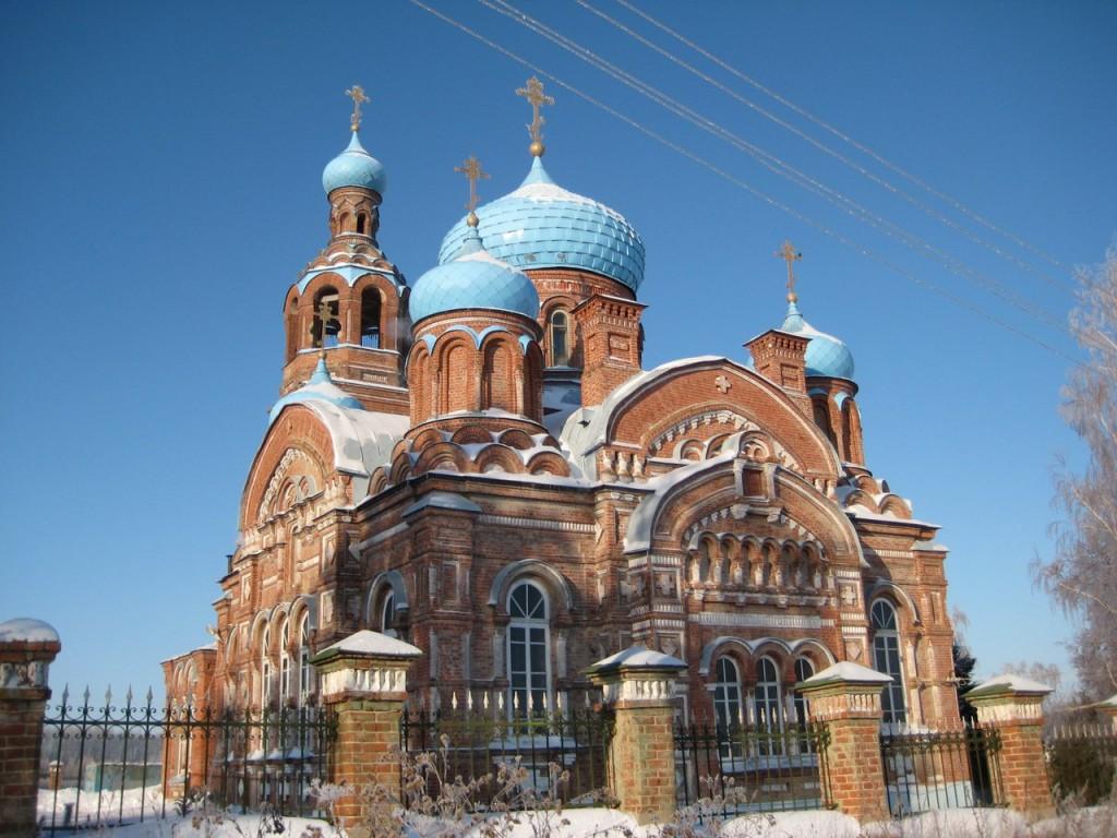 фото церквей в татарстане уже стало