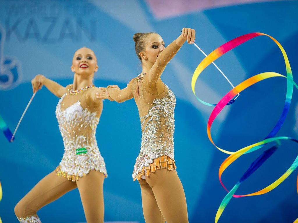 Групповая гимнастика ню фото 505-547