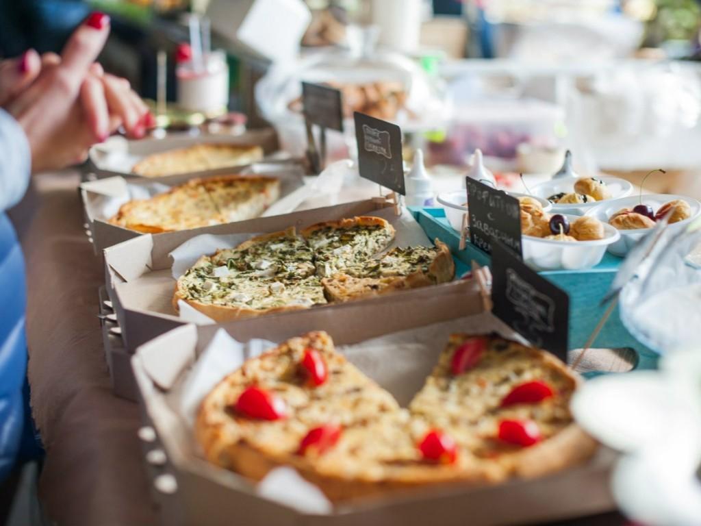 Фестиваль уличной еды москва