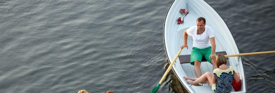 Прокат лодок Казань в центре
