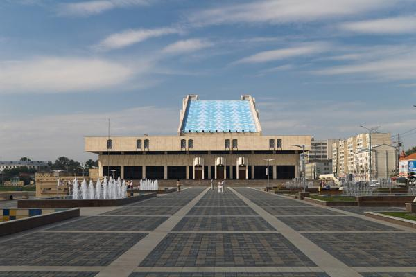 Афиша казани театра имени г камала концерт на красной площади 12 билеты